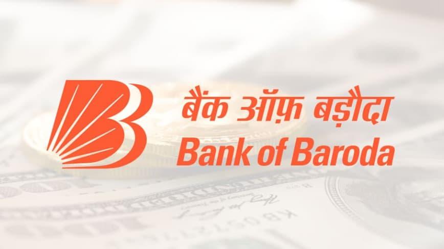 logo of Bank of Baroda