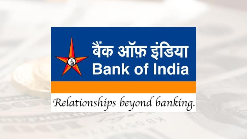 logo of Bank of India
