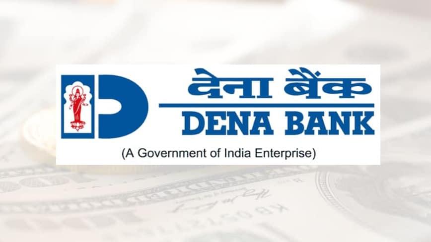 logo of Dena Bank
