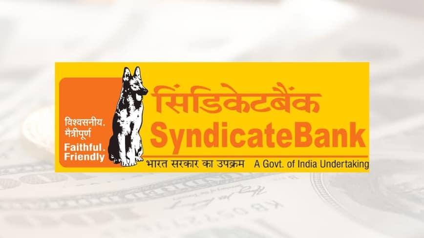 logo of Syndicate Bank